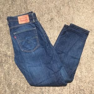 Levi's 512 Blue Jeans Sz 33x32